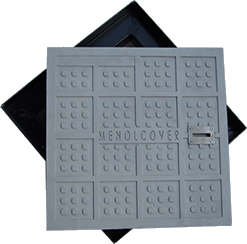 Composite Square Manhole Covers